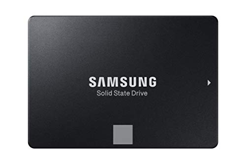 Samsung 860 EVO 500GB 2.5 Inch SATA III Internal SSD (MZ-76E500B/AM) from Samsung