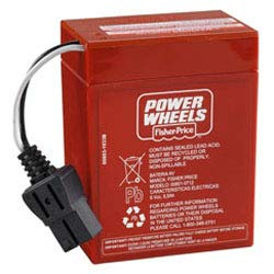 Technical Precision Replacement for Fisher Price Sport Tracker ATV Power Wheels Battery Battery