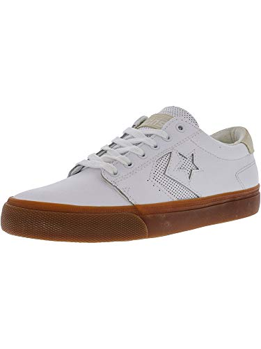 Image of Converse Men's KA3 Leather Ox Low Top Skate Shoes