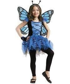 Ballerina Butterfly Girls Costume (4-6)]()