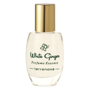Terranova White Ginger Perfume Essence by TerraNova (Ginger Essence White Perfume)
