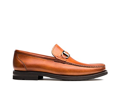 Magnanni Mali Cognac Men's Loafer Shoes Cognac sale the cheapest new sale online 2B44zt