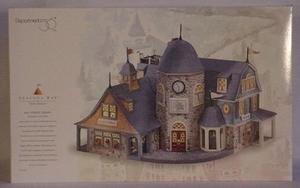 """Department 56 Seasons Bay First Edition """"Chapel On The Hill"""" #53302"""
