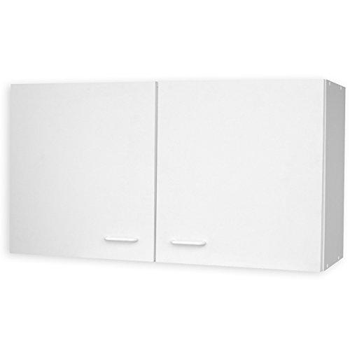 ROLLER Hängeschrank WIEN - weiß - 100 cm