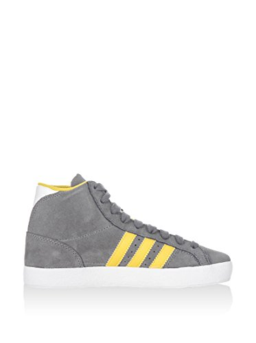 K Trainers Yellow Basket Child 6 Unisex Originals Grey adidas Profi w1qaX00A