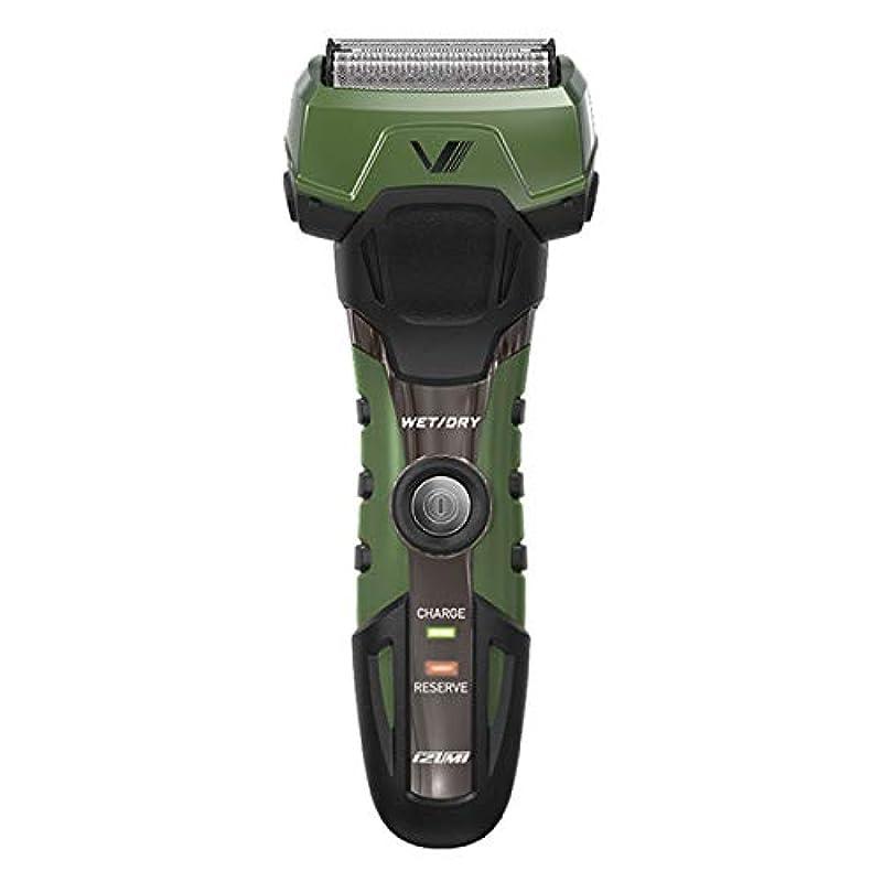IZUMI A-DRIVE glue 밍 시리즈 왕복식 쉐이버 4 매칼 그린 IZF-V758-G