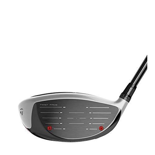 TaylorMade Golf M6 Driver, 10.5 Loft, Right Hand, Stiff Flex Shaft: Fujikura Atmos Orange