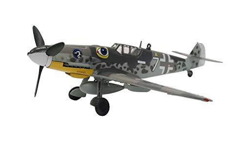 Doyusha 500989 Zero Fighter Type 52 No.11 Messerschmitt Bf109G-6 1/72 Scale Completed -