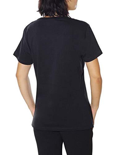 Ciuffo Canotte shirt T nero Pinko Z99 E Donna FqRRd