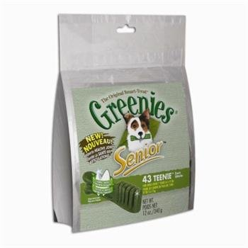 Greenies Senior Pak Dog Treat Size: Teenie/12-oz