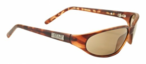 Black Flys Micro Fly Sunglasses (Black Flys Men's Micro Fly Matte Tortoise Frame / Brown Lens Oval 59 mm Sunglasses)