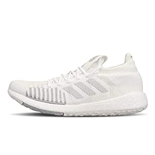 adidas Running PulseBOOST HD Core White/Grey One/Grey Two 2 10.5