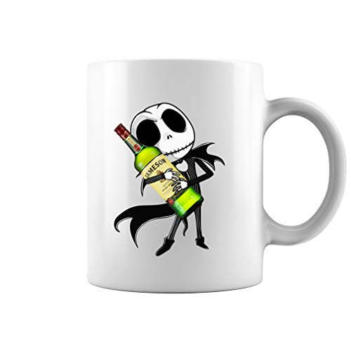 Jameson Irish Whiskey Ceramic Coffee Mug Tea Cup (11oz, White) for $<!---->