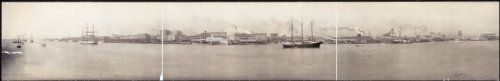 Photo Waterfront, Mobile, Ala. -