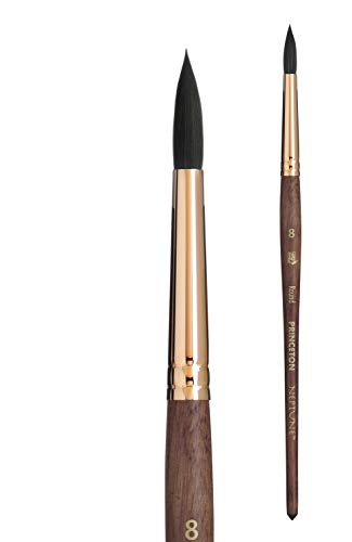 Princeton Artist Brush, Neptune Series