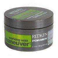 Redken For Men Maneuver, Working Wax 3.4 oz (98 g)