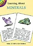 Learning about Minerals, Sy Barlowe, 0486400174