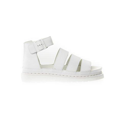 para 37 de Sandalias Martens vestir mujer Dr blanco blanco OqTPIP