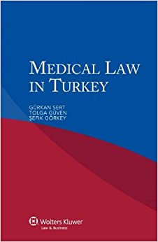 Book Medical Law in Turkey