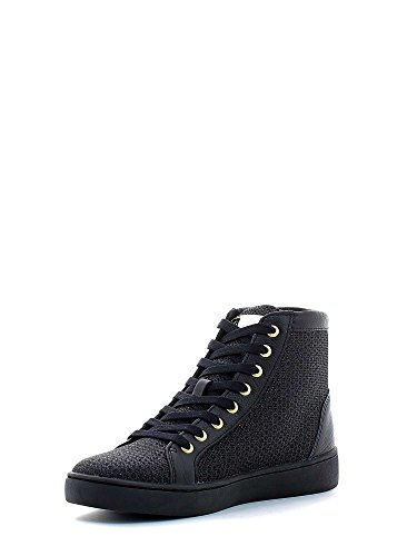 Blk FLGER1 Sneakers Mujer FAM12 Guess x7wq4PA1