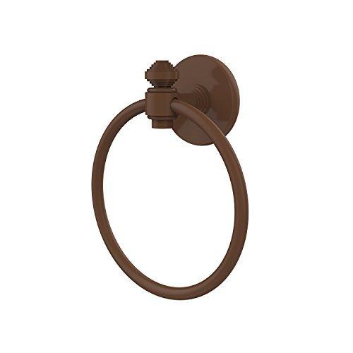 Allied Brass SB-16-ABZ 6-Inch Towel Ring Antique Bronze [並行輸入品] B078XLLKBG