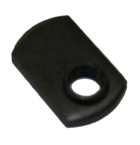 Faztek 15 Series Steel Economy T-Nut, 1/2'' Width, M8 x 1.25 Thread (Pack of 25) by Faztek