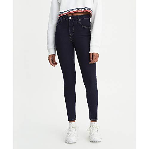 Levi's Women's 720 High Rise Super Skinny Jeans, Indigo Atlas, 28 (US 6) R