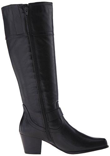 Andrew Geller Womens Haela Riding Boot Black 9s7UCmh6J