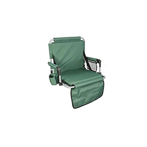 Field Stadium Seat (Folding Stadium Seat Portable Chair Cushion Bleacher Armchair Sports Padded Football Baseball Soccer,)