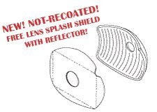 Reflector for Marus, Knight, Henry Schein MAR001