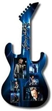 Porte Photo Guitare Johnny Hallyday Mod/èle 3