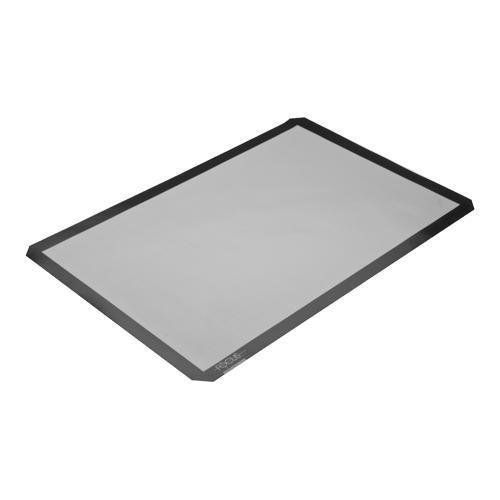 FocusFoodService 90SBM1624 16.5 in. L x 24.5 in. W Full Size Silicone Bake and Work Mats - Pack of 12