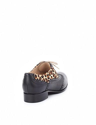 ShoeVita - Zapatos Planos con Cordones Mujer