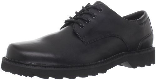 Rockport Men's Northfield Oxford-Black-10  M