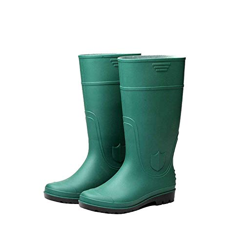 Green George Yellow Rainboots Halloween Cosplay Costumes for Adult Kids by Costume Party Heart (Image #4)