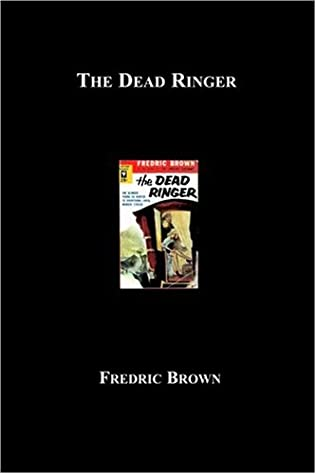 book cover of The Dead Ringer
