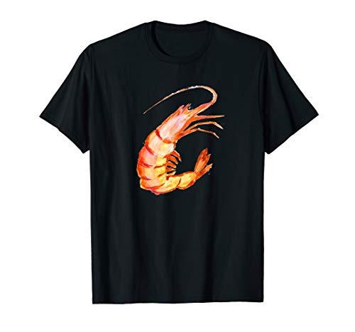 Shrimp on the Barbeque shirt - Australia Costume Tshirt (Best Small Bbq Australia)