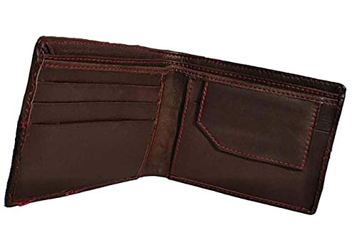 Forever Brown Leather Men's Wallet