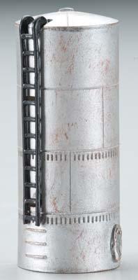 Perma-Scene Tall Diesel Oil Storage Tank N Scale Train Building