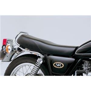 【DAYTONA/デイトナ】COZYシート COMP) SEAT SR ロングライトロープレーン   B07PF8ZW59