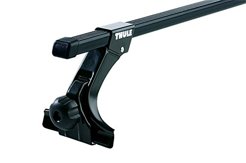 Roofing Snow Guards - Thule Guttered Footpack 20cm For Cars With Rain Gutters