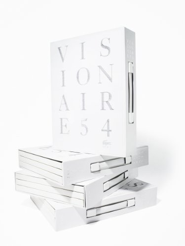 Visionaire No. 54: Sport No. 4, Phillips / Wilcox / Poynter: In Collaboration with Lacoste (Visionaire S) (Set 4)