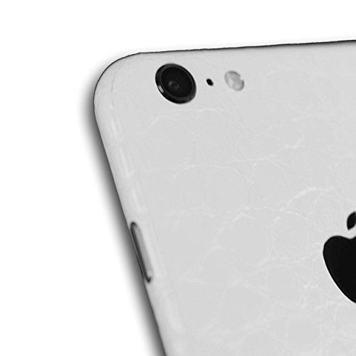 appskins posteriore iPhone 6S Plus Alligator White