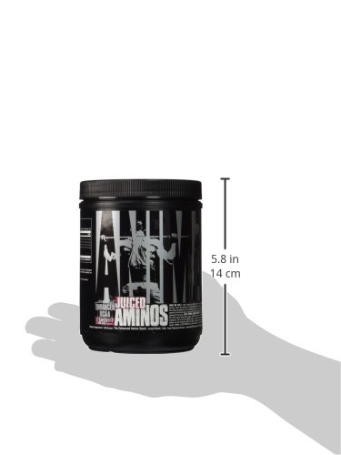 Universal Nutrition Animal Juiced Aminos, Strawberry Limeade, 30 Count