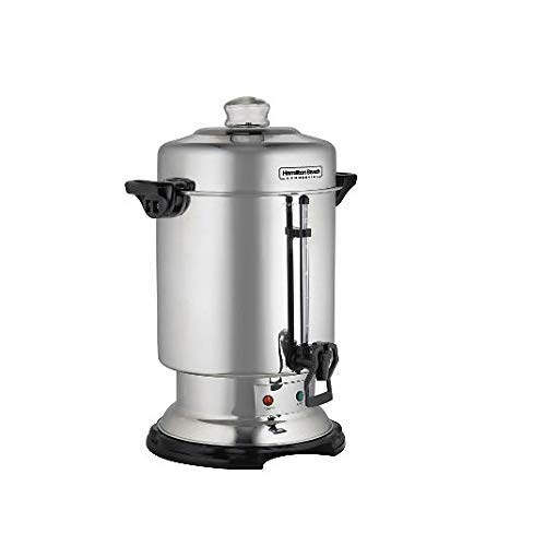 60 Cup Commercial Coffee Urn in Stainless Steel by Hamilton Beach (Image #1)