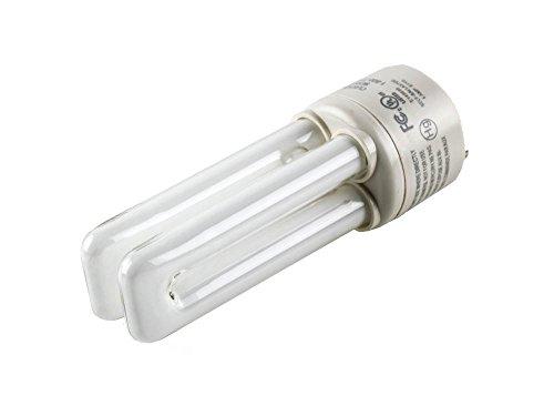 TCP 13W Warm White GU24 Quad Double Twin Tube CFL Bulb ()