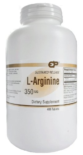 PE L-Arginine 350mg à libération