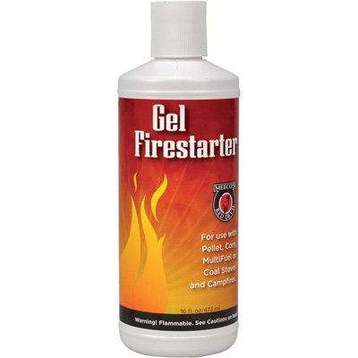 Meeco's Red Devil Gel Firestarter - Case of 12 by Meeco Red Devil