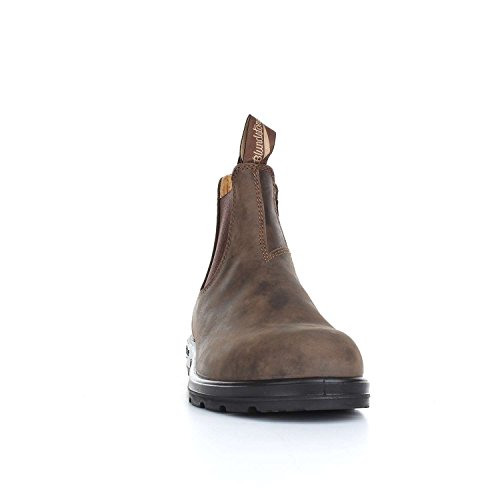 Beatles Unisex pelle Grigio con elastico marrone, nuova collezione autunno inverno 2017/2018.