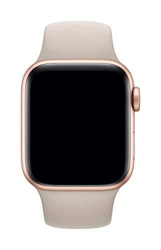 Apple Watch Sport Band (40mm) – Stone – S/M & M/L